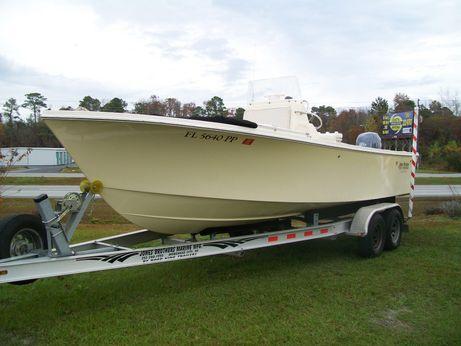 "2012 Jones Brothers 23' Cape Fisherman ""Lite Tackle Edition"""