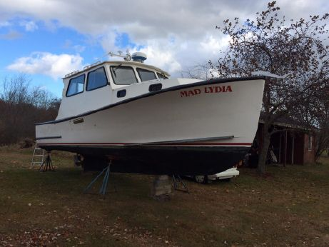 2002 Eastern Downeast Cruiser - Great Sportfish or Tuna Boat
