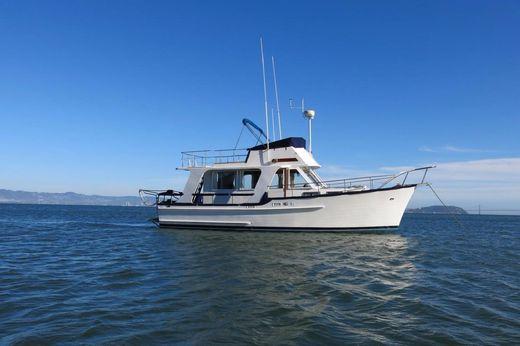 1984 Island Gypsy Europa Trawler