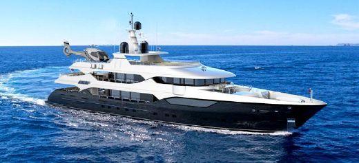 2019 Christensen Custom MCA Series Skylounge Motoryacht