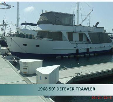 1968 Defever 50 Trawler