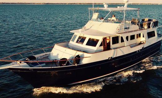 1985 Custom Med Yacht Angel Custom Med Yacht