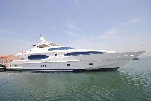2008 Gulf Craft Majesty 118