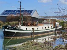 1998 Barge Dutch Barge luxemotor UK