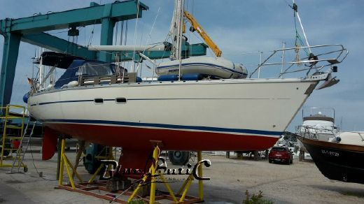 1993 Bavaria 35 Cruiser (private yacht)