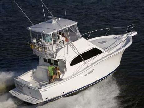 2011 Luhrs 35 Convertible