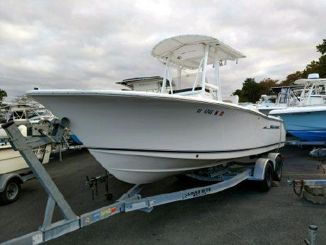 2013 Sea Hunt 234 ultra
