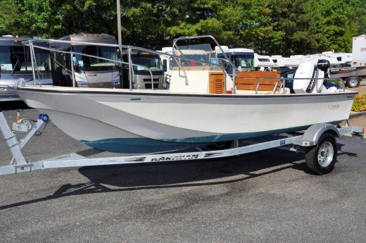 1977 Boston Whaler Montauk 17 CC