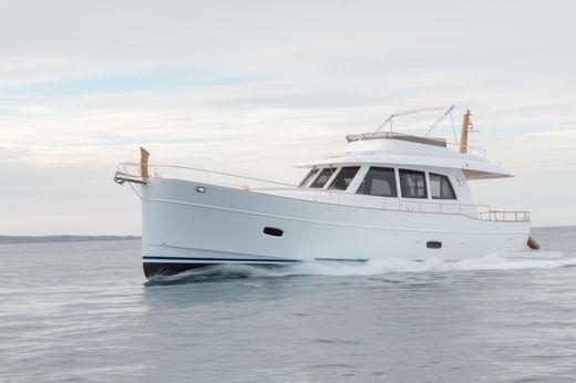 2018 Sasga Yachts 54 Flybridge