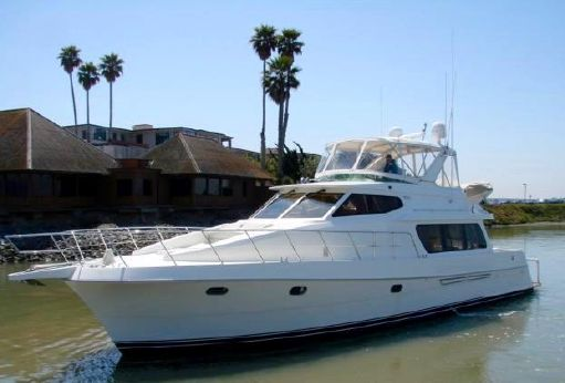 2002 Mckinna 57 Pilothouse