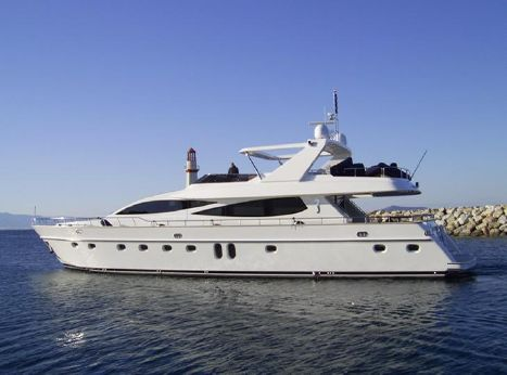 2011 Custom Built Laminated Motoryacht