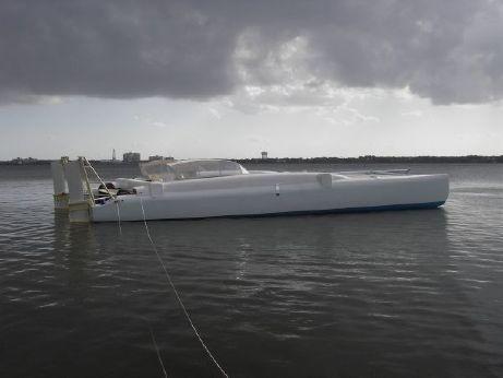 2011 Custom Catamaran
