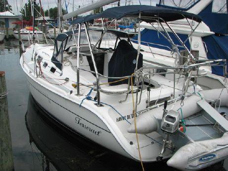 2006 Hunter 36