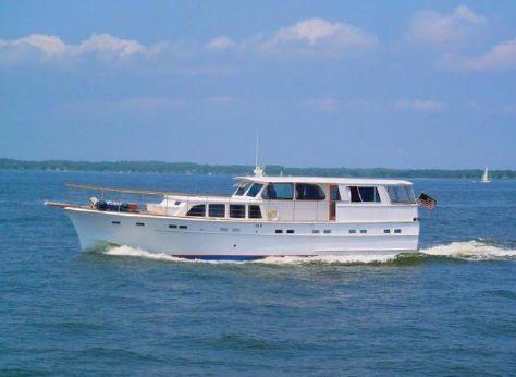 1958 Quincy Adams Classic Motor Yacht