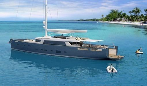 2017 By Yacht Marine Custom