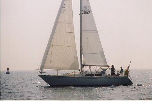 1981 C&C 34
