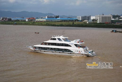 2013 Jianglong 38m tour boat