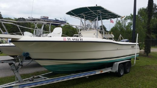 1998 Pursuit 2470 Center Console