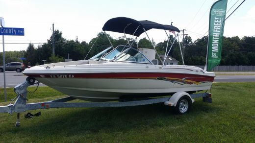 2003 Sea Ray 180 SRX Bow Rider