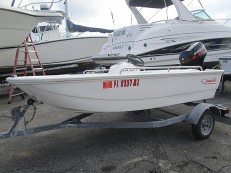 2005 Boston Whaler 110 Sport