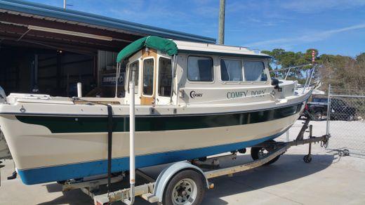 1995 C Dory 22 Cruiser