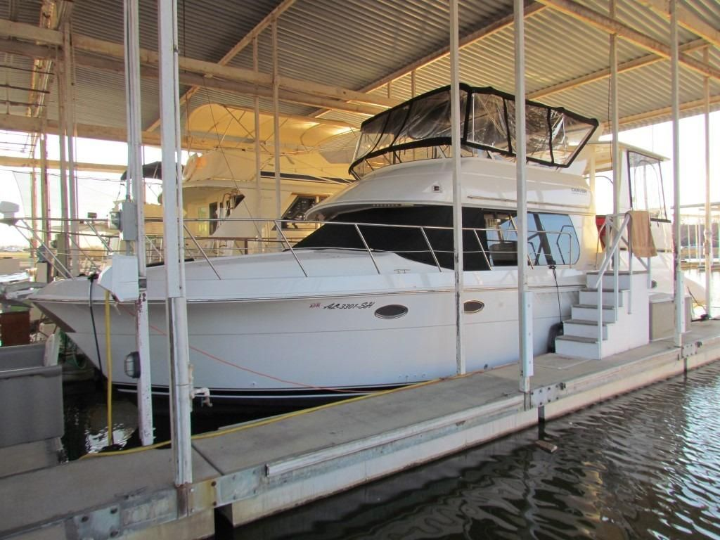 1999 carver 406 aft cabin motor yacht power boat for sale for Carver aft cabin motor yacht
