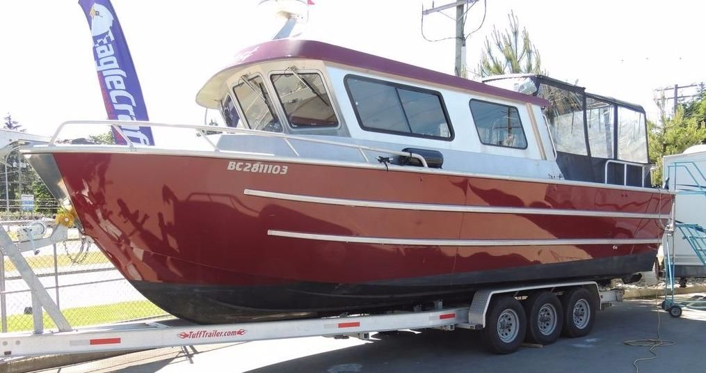 Aluminum Boats For Sale Bc >> 2010 Northwest Aluminum Power Boat For Sale - www.yachtworld.com