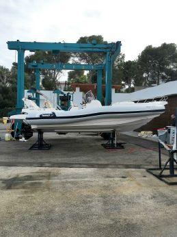 2009 Marlin Ribs 29  Inboard Open Version
