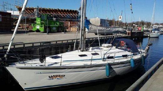 2001 Bavaria 40 Cruiser
