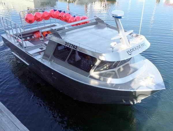 Aluminum Boats For Sale Bc >> 2015 Prawn and Crab Boat - Custom Aluminum Power Boat For Sale