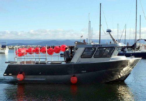 2015 Prawn And Crab Boat - Custom Aluminum