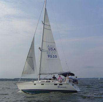 1995 Hunter 37.5