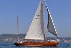 1936 Classic Swedish Bermudan Yawl