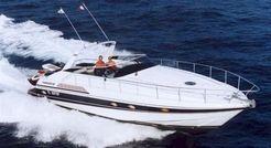 1992 Pershing 40