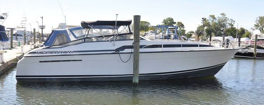 1989 Mainship 39 Express 39 Open