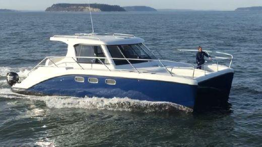 2017 Endeavour Catamaran 340