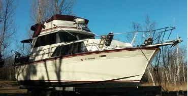 1989 Marinette 32 Express