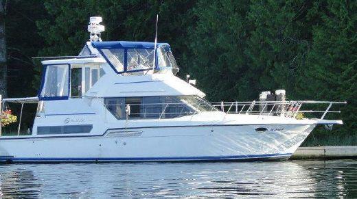 1994 Carver 39 Cockpit Motor Yacht