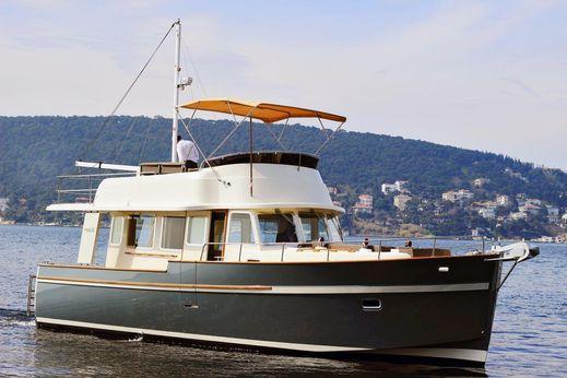 2017 Rhea Marine 36 Trawler