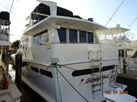1987 Gulfstar-Viking 4 Stateroom Motoryacht