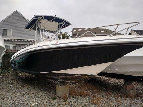 2002 Fountain 25 SF Center Console