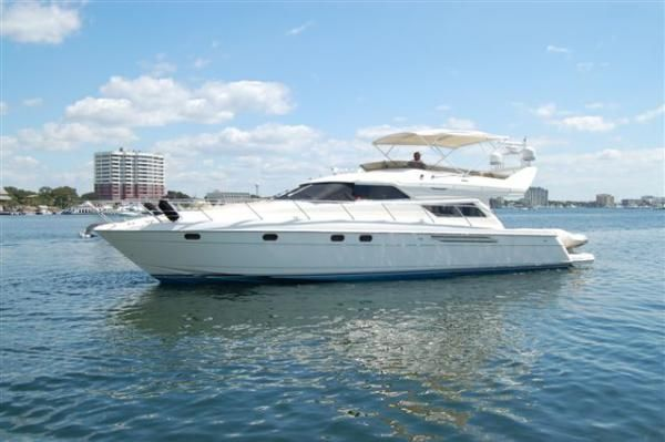 1999 viking sport cruisers princess 60 flybridge yacht for 60 viking motor yacht for sale