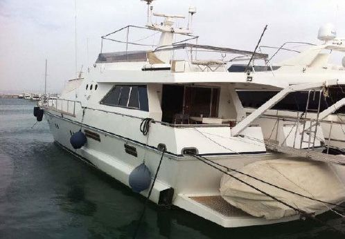 1982 San Lorenzo 72ft