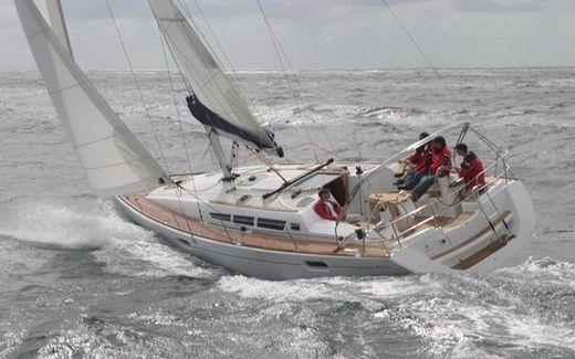 2008 Jeanneau Sun Odyssey 42i