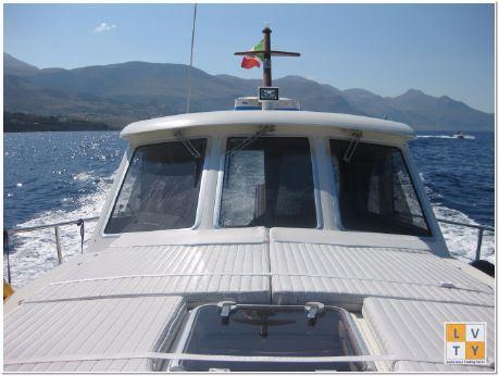 2007 Sciallino S34 Cabin