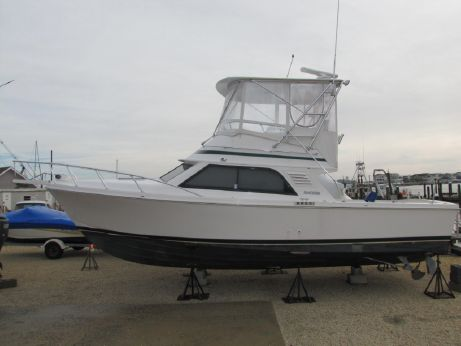 1996 Blackfin 33 Flybridge