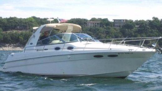 2001 Sea Ray Sundancer 290