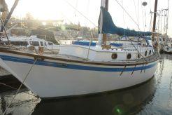 1985 Custom Alsea Bay 34