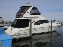 2005 Sea Ray 420 Sedan Bridge 250 HRS