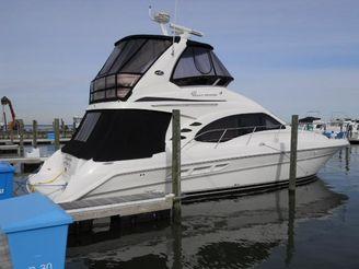 2005 Sea Ray 420 Sedan Bridge 250 HRS